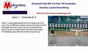 Ademco Vista 128bp Wiring Diagrams : how to wire a honeywell security system vista 15p and ~ A.2002-acura-tl-radio.info Haus und Dekorationen