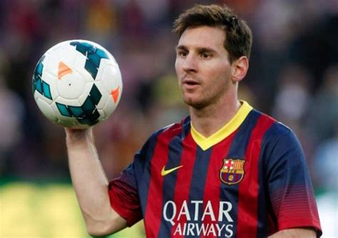 Valued at $260 million Lionel Messi is the world's most ...