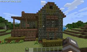 Starter Home - Cottage Minecraft Project