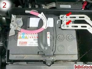 Batterie Scenic 2 : changer la batterie de d marrage sur renault sc nic iii tuto ~ Gottalentnigeria.com Avis de Voitures
