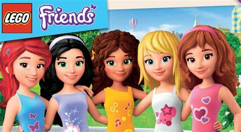 Lego Voor Meisjes Botst Op Weerstand  De Standaard