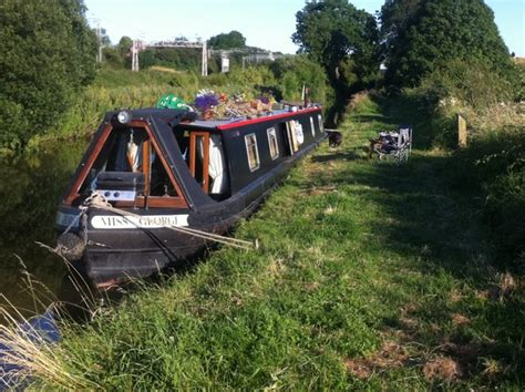 Why Are Boats Called She by A Study Of Liveaboard Narrowboat Miss George Living