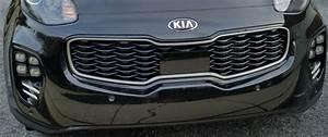 Kia Stinger Front License Plate Bracket
