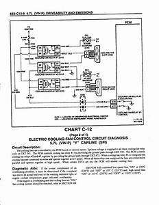 1995 Corvette Cooling Fan Relay Diagram  Corvette  Wiring Diagrams Instructions