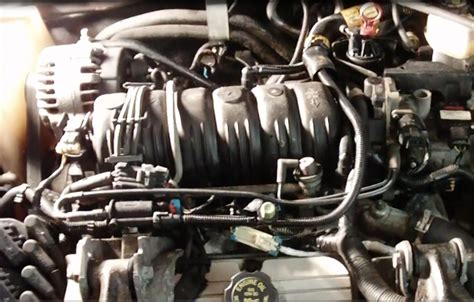 Gm 3.8l 3800 Series Ii Engine Upper And Lower Intake