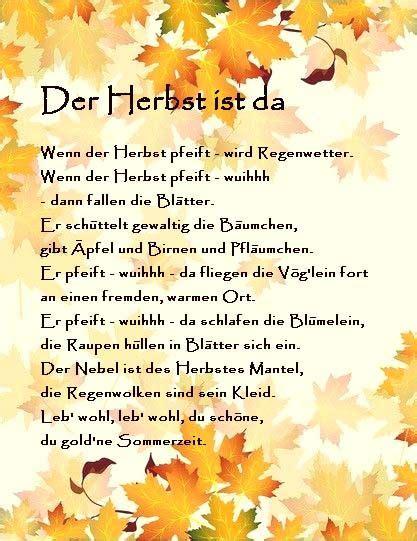 Herbst Garten Gedicht by Bei Oma Im Herbst Gedicht Der Ernte Im Herbst Nmet Versek