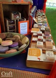 10 Handmade Soap Display Photos