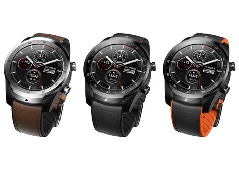 ticwatch pro review dual layer screen makes for one of