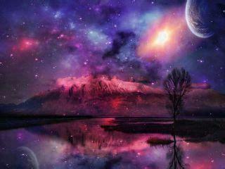 galaxy   beautiful   heart  weheartit