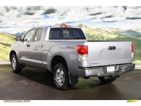 toyota tundra trd double cab   silver sky metallic photo   truck  sale