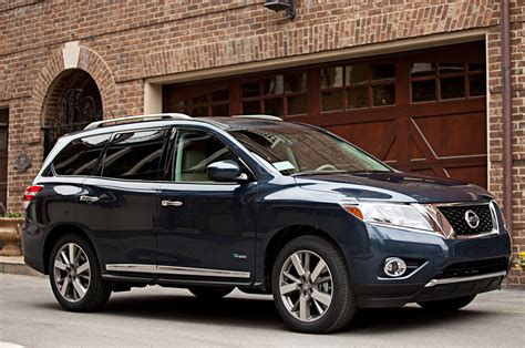 2014 Nissan Pathfinder Reviews And Rating Motor Trend