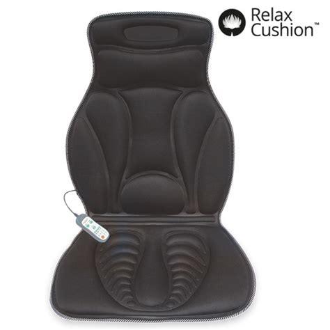 siège massant pour voiture