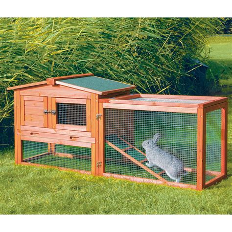 pet rabbit hutch trixie rabbit hutch with outdoor run small