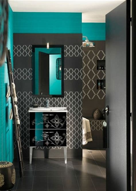 black and blue bathroom ideas light grey bathroom wall tiles for small bathroom color