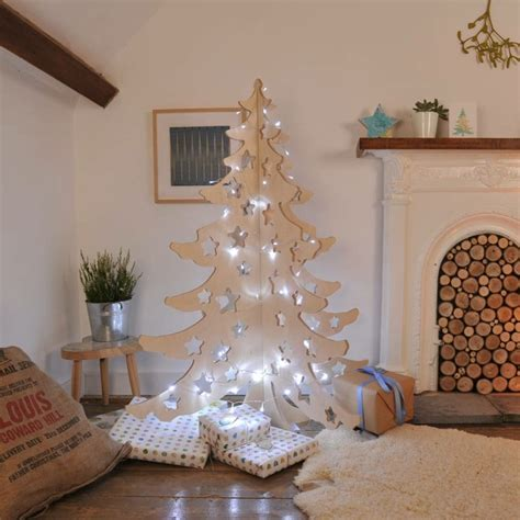 sapin de noel design les alternatives en