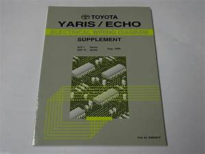 Workshop Manual Electric Electrical Wiring Diagram Toyota