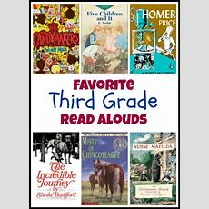 Favorite Third Grade Read Alouds  Third Grade Reading, Read Aloud Books And Reading Aloud