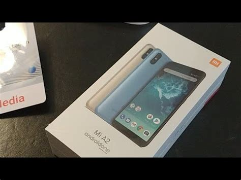 unboxing xiaomi mi a2 youtube