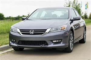 Test Drive  2014 Honda Accord Sport Manual Transmission
