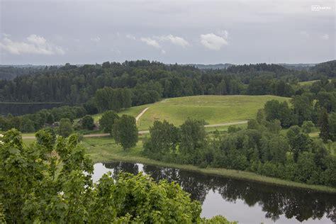 Kornetu skatu tornis Dzērves kalnā, Veclaicene - Latvijas ...