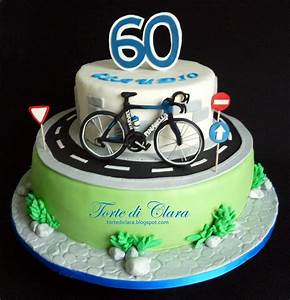 Torte di Clara: Bicycle cake (2)