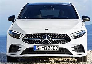 Prix Nouvelle Mercedes Classe A : prix et tarif mercedes classe a 2018 actuelle auto plus 1 ~ Medecine-chirurgie-esthetiques.com Avis de Voitures