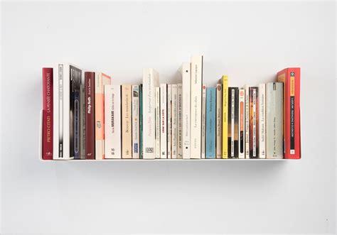 Mensola Design by Mensola Per Libri Quot U Quot 60 Cm Acciao