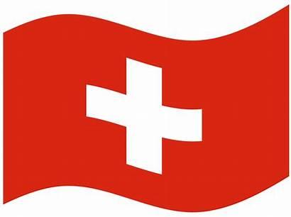 Schweiz Fahne Flagge Tromba Flaggen Posaunen Oel
