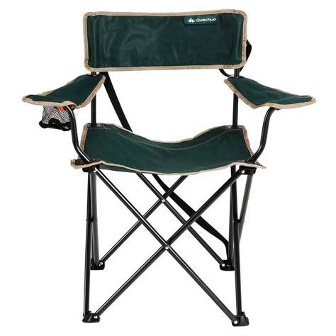 chaise pliante decathlon fauteuil pliant vert decathlon