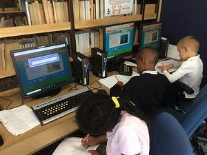 Starting their Research Projects | Bibleway Christian Academy