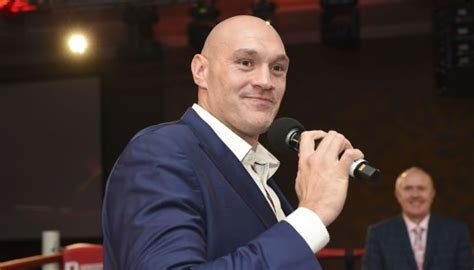 Tyson Fury's $9,000,000 to House the Homeless | Joy 107.1
