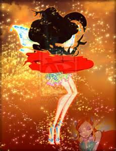 Winx Club Bloom Enchantix Transformation