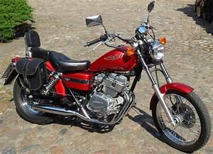 Honda Cmx250c