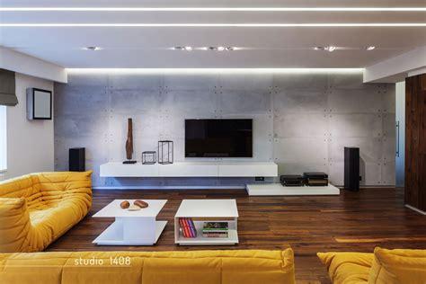 Soggiorno moderno • 100 Idee per il salotto perfetto