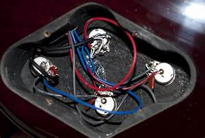 The Guitar Weasel  Improving The Beasts  Vintage V100 Les Paul Copies  Part 2