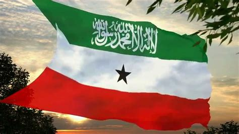 Flag And Anthem Of Somaliland