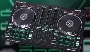 Roland DJ-202 Serato DJ Controller Review And Video  Dj
