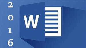 Microsoft Word 2016 First Look  U0026 Impressions