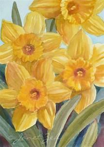 Zeh Original Art Blog Watercolor and Oil Paintings: Yellow ...