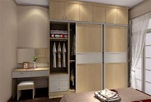 26 innovative interior bedroom cupboard designs rbserviscom for Cupboard interior