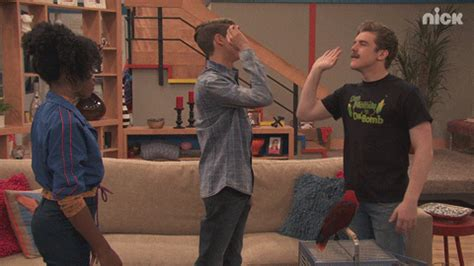 high  henry danger gif  nickelodeon find share