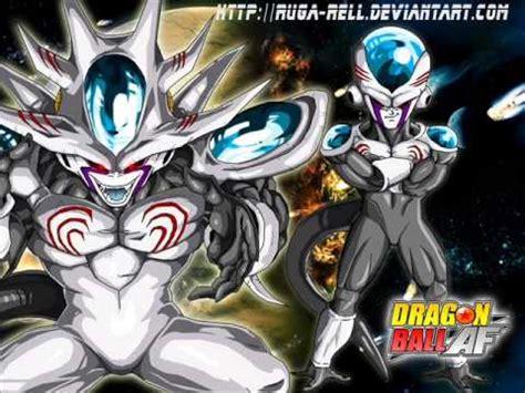 transformaciones de goku  super ssj del   villanos
