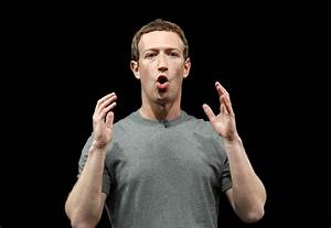 Facebook Founder Mark Zuckerberg's Social Media Accounts ...