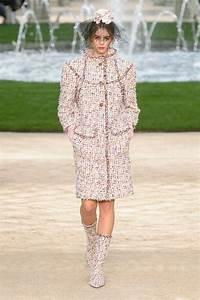 La Mode Est A Vous Printemps Ete 2018 : d fil chanel haute couture printemps t 2018 paris elle ~ Farleysfitness.com Idées de Décoration