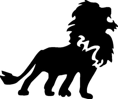 Free Lion Face Stencil Download Free Clip Art Free Clip