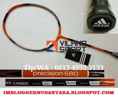 daftar harga dan type raket badminton merk adidas