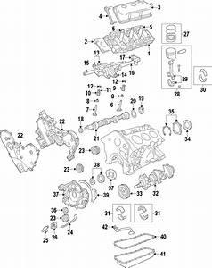 2010 Volkswagen Routan Engine Valve Spring  Routan