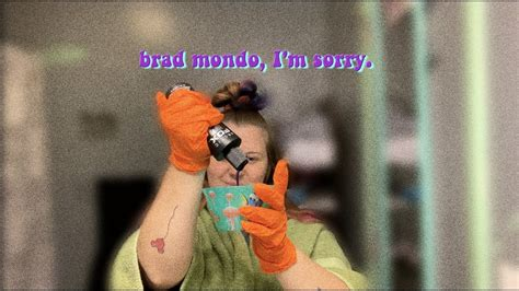 Brad mondo dripping in bleach *moans* i'm rolling. disappointing brad mondo because someone has to - YouTube