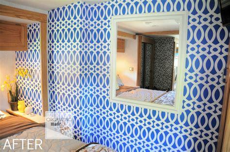 amazing rv update   master bedroom