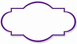 Purple Wedding Clip Art Borders | Clipart Panda - Free ...